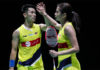 Chan Peng Soon/Goh Liu Ying falter in 2019 World Championships semis. (photo: Shi Tang/Getty Images)