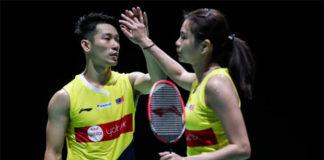 Chan Peng Soon/Goh Liu Ying falter in 2019 World Championships semis. (photo: Shi Tang/Getty Images)
