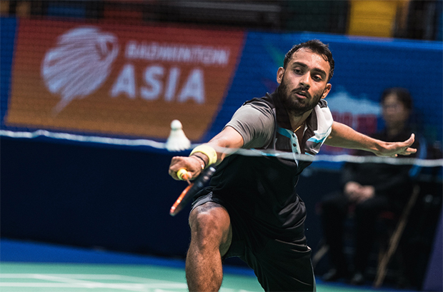 Sourabh Verma has appealed for financial help early this year, hope the Vietnam Open victory could attract more sponsorships for him. (photo: BAI)