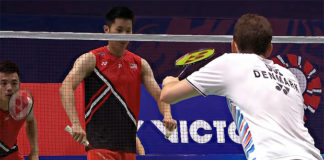 Tough test awaits Goh V Shem/Tan Wee Kiong in the China Open quarter-final.