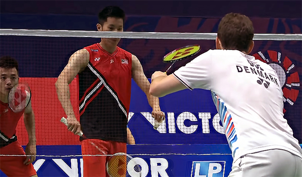 Tough test awaits Goh V Shem/Tan Wee Kiong in the China Open quarter-final.