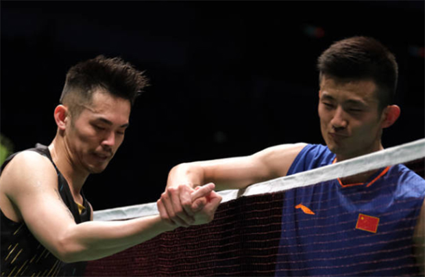 Lin Dan set to play Chen Long in French Open second round. (photo: AFP)