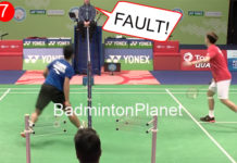 Lee Cheuk Yiu beats Anthony Ginting in Hong Kong Open final after a controversial call