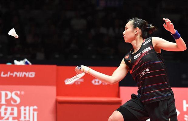 Tai Tzu Ying to skip the 2020 Indonesia Masters. (photo: Xinhua)