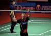 Lee Zii Jia gets off to a good start at Malaysia Masters. (photo: Bernama)