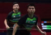 Ong Yew Sin/Teo Ee Yi are having a strong run at 2020 Malaysia Masters. (photo: Bernama)