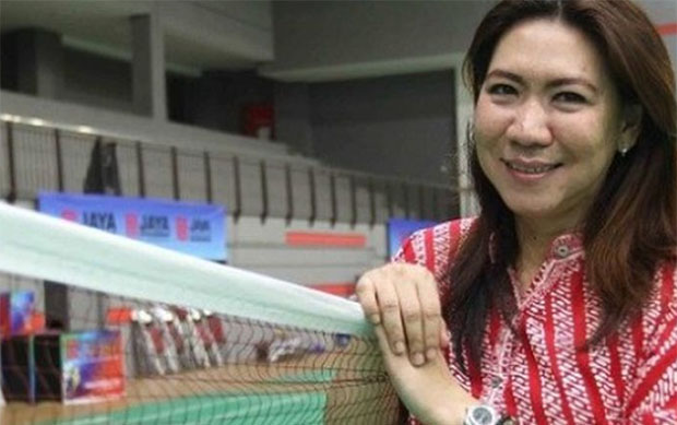 Susi Susanti confirms PBSI to pull out of 2020 Lingshui China Masters due to deadly Wuhan coronavirus outbreak. (photo: atm)