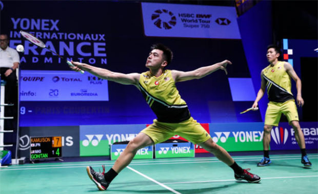 Wish Goh V Shem/Tan Wee Kiong all the best in chasing their Olympic dreams. (photo: Shi Tang/Getty Images)