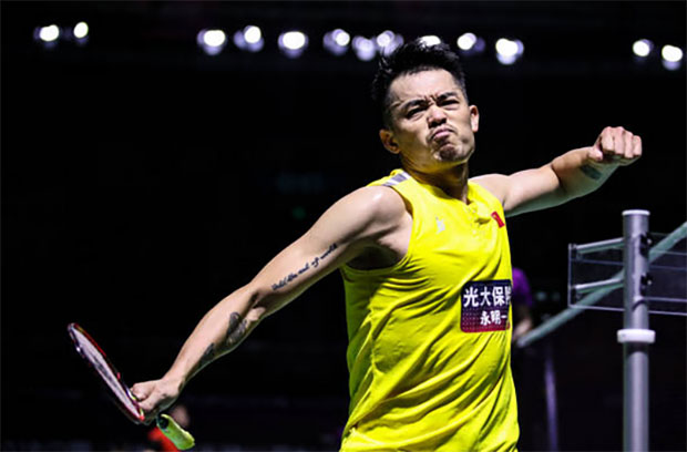 Lin Dan keeps slim Olympic hopes alive after China cleared to ...