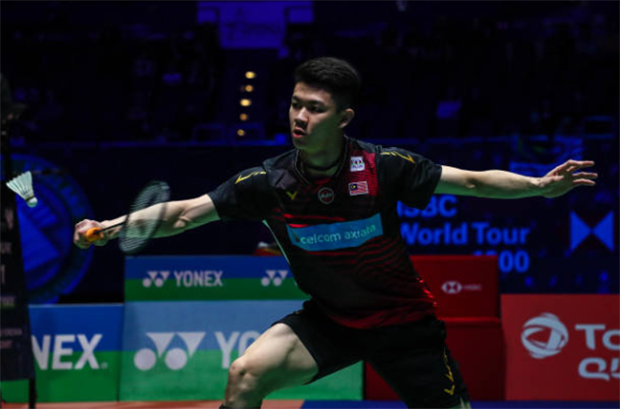 Lee Zii Jia has great potential to become one of the top badminton players in the world. (photo: VCG/VCG via Getty Images)