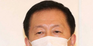 Park Joo-bong says Kento Momota is set to join the Japan national team on April 12, 2020. (photo: Takayoshi Yoshida)