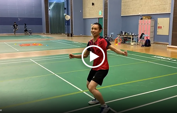 Tai Tzu Ying plays