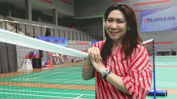 Susi Susanti finds herself inspired by Raden Adjeng Kartini. (photo: PBSI)