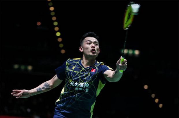 Don't count Lin Dan out just yet for the Tokyo Olympics. (photo: AFP)