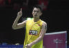 Can Lin Dan qualify for the Tokyo Olympics after BWF extended the Olympic qualification period? (photo: Xinhua)