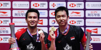 Hendra Setiawan/Mohammad Ahsan reset focus in 2021. (photo: AFP)