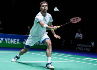 BadmintonPlanet.com would like to wish Jan O Jorgensen success in all his future endeavors! (photo: Shi Tang/Getty Images)