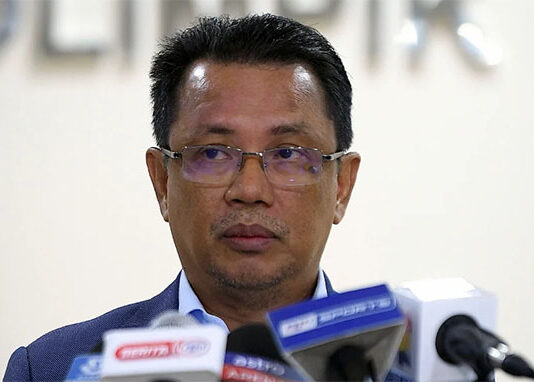 Norza Zakaria indicates that there could be no Malaysian Open in 2020. (photo: Bernama)