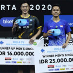 Anthony Sinisuka Ginting wins total prize money of USD$1,739.94. (photo: PBSI)