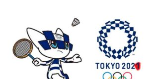 Tokyo 2021 releases badminton competition schedule for the Olympic Games. (source: Internet)
