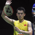 Wish Lin Dan a Happy Retirement! (photo: Xinhua)
