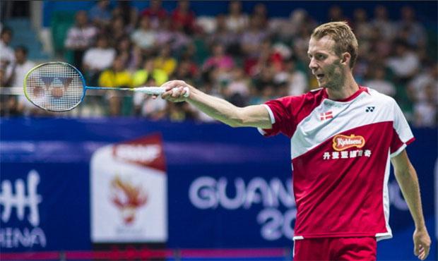 Wish Carsten Mogensen a happy retirement! (photo: AFP)