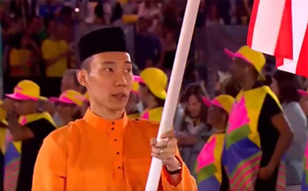 BadmintonPlanet.com would like to wish Lee Chong Wei and all Malaysians a Happy 63rd Independence Day. (photo: Lee Chong Wei's Facebook)