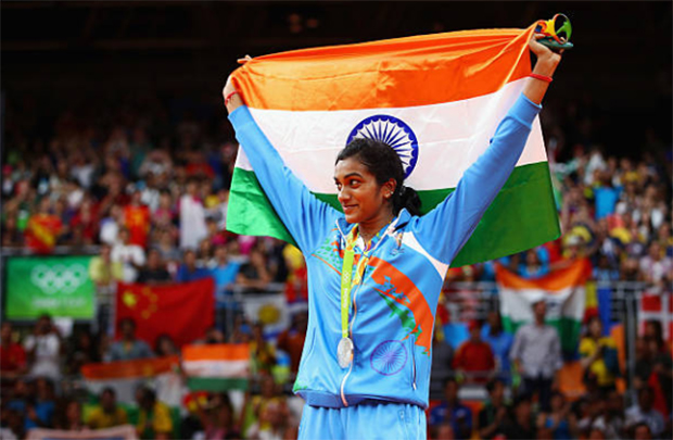 PV Sindhu withdraws from India's Uber Cup squad. (photo: Clive Brunskill/Getty Images)