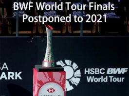 BWF postpones the Asian Leg of HSBC BWF World Tour in January 2021. (photo: BWF)