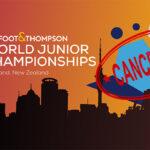 Badminton World Federation (BWF) decides to cancel the 2020 World Junior Championships in New Zealand. (photo: BWF)