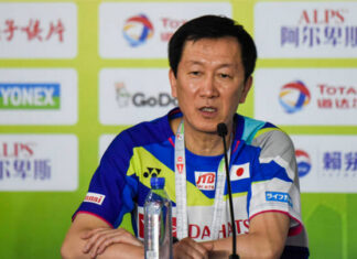 Park Joo Bong and the Japanese team are looking forward to a strong start to 2021. (photo: Peng Huan/Visual China Group via Getty Images)