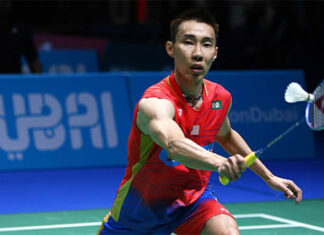 Lee Chong Wei is a 'one in a generation talent' for the sport of badminton. (photo: Charlie Crowhurst/Getty Images; video: Lee Chong Wei's Facebook)