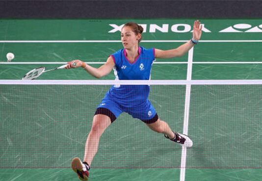 Congratulations Kirsty Gilmour for winning the 2020 SaarLorLux Open. (photo: Cameron Spencer/Getty Images)