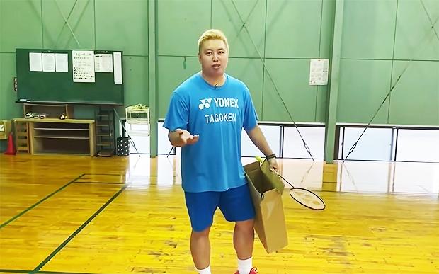 Can Kenichi Tago make a comeback as a player? (photo: Kenichi Tago's YouTube)