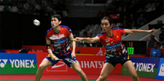 Tan Kian Meng/Lai Pei Jing Take Aim at BWF World Tour Finals. (photo: Robertus Pudyanto/Getty Images)