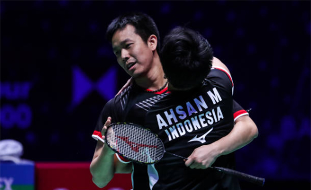 Hendra Setiawan is eager to get back to the competition. (photo: Shi Tang/Getty Images)