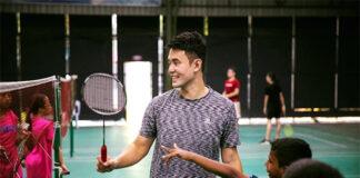 Tan Bin Shen becomes BAM's assistant men's doubles coach. (photo: Tan Bin Shen's Facebook)