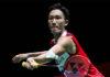 Momota Kento returns to court at All-Japan Championships. (photo: AFP)