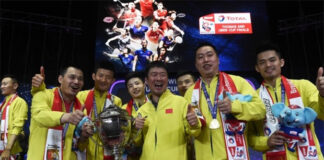 China pulls out of the Thailand Opens and the 2020 BWF World Tour Finals. (photo: AFP)