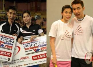Can't wait to see Lee Chong Wei and Wong Mew Choo back in action. (photo: amnigonline & Internet)