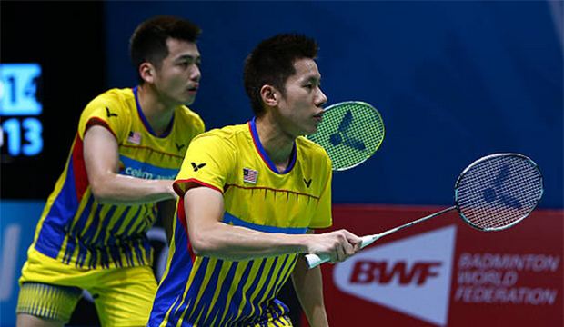 Goh V Shem/Tan Wee Kiong Make Thailand Open Second Round. (photo: Charlie Crowhurst/Getty Images)