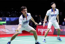 Goh V Shem/Tan Wee Kiong enter YONEX Thailand Open semi-finals.(photo: Shi Tang/Getty Images)