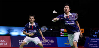 Goh V Shem/Tan Wee Kiong enter YONEX Thailand Open final. (photo: Shi Tang/Getty Images)