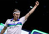 Viktor Axelsen is the heavy favorite to win the YONEX Thailand Open. (photo: Shi Tang/Getty Images)