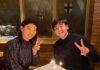 Ayaka Takahashi gets married to Yuki Kaneko. (photo: Ayaka Takahashi's Twitter)