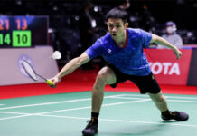 Daren Liew enters Toyota Thailand Open second round. (photo: Shi Tang/Getty Images)