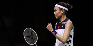 Tai Tzu Ying to Play PV Sindhu at 2020 BWF World Tour Finals On Wednesday In Bangkok. (photo: Shi Tang/Getty Images)