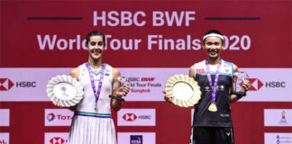 Tai Tzu Ying (R) shows nerves of steel to win the 2020 BWF World Tour Finals. (photo: Shi Tang/Getty Images)