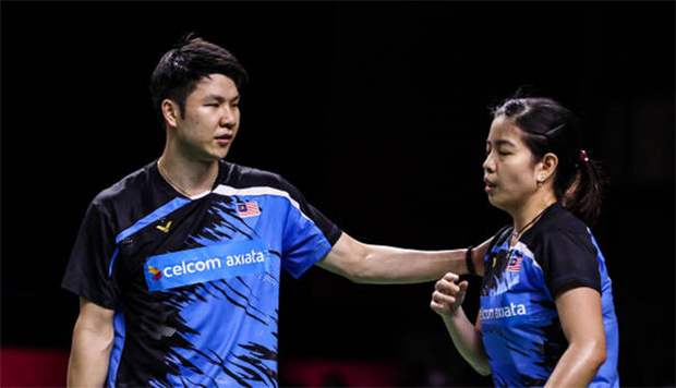 BAM to cover the expenses for Goh Soon Huat/Shevon Lai Jemie at the Swiss and German Open. (photo: Shi Tang/Getty Images)