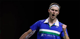 Viktor Axelsen moves up BWF rankings. (photo: Shi Tang/Getty Images)